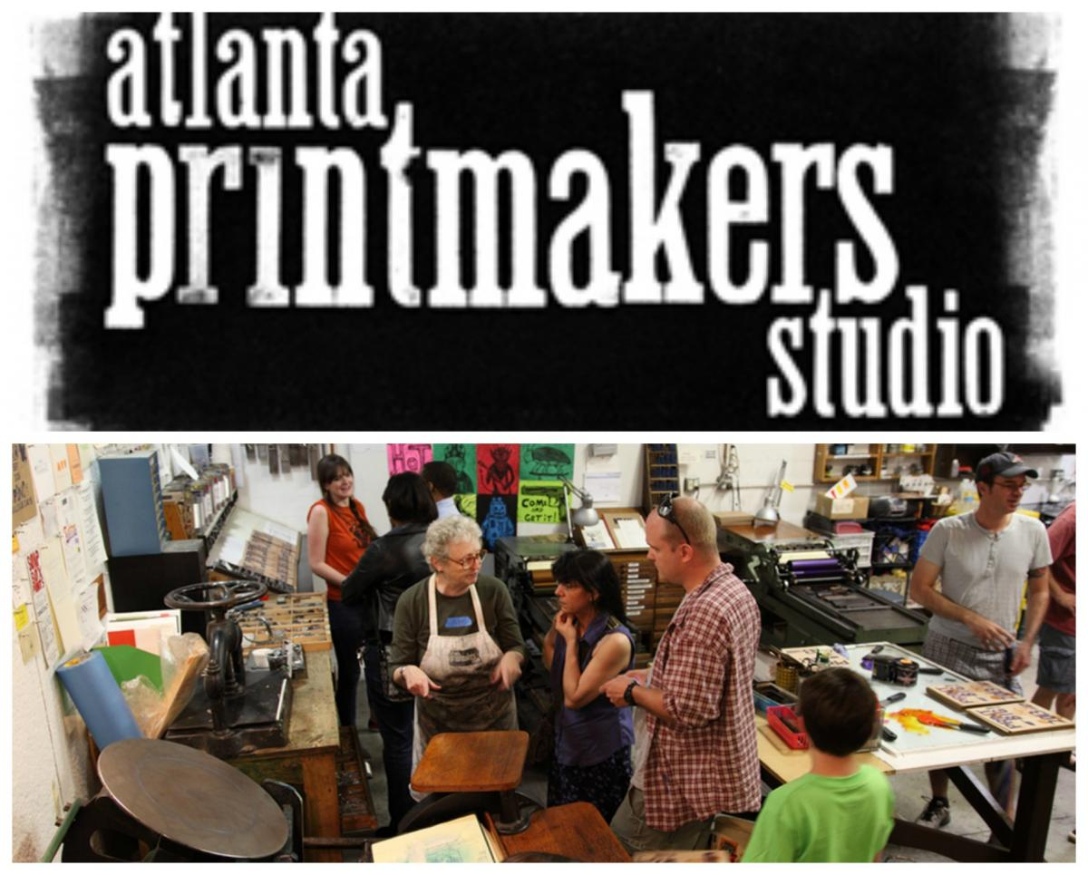 Atlanta Printmakers Studio