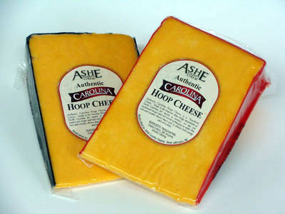 Ashe County Cheese - Appalachian cheese