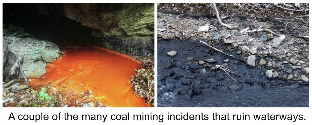Coal mining accidents