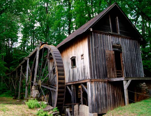 Francis Grist Mill 2