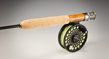 Appalachian fly-fishing rod & reel