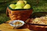 Apple Strudel, apples, country food, country cooking