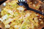 Garlic, Bacon, cabbage, recipes, country food
